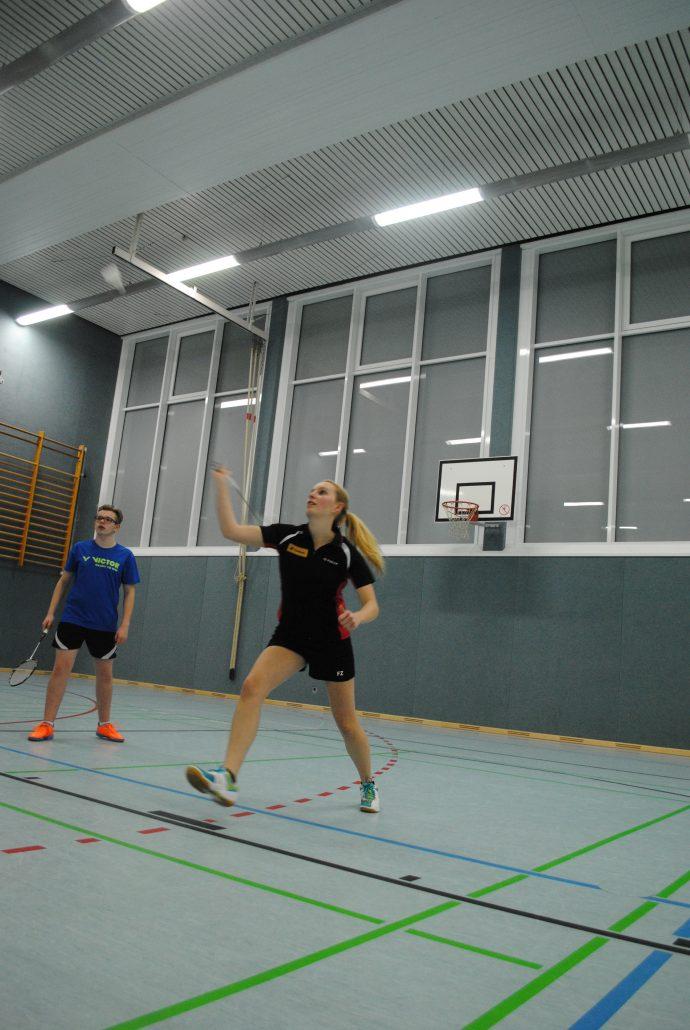 Badminton Halle München